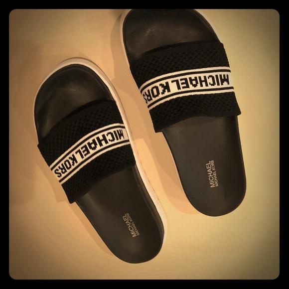 Michael Kors Shoes - Michael Kors Flip Flops